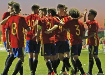 España golea cómodamente a Bahrein en su primer partido