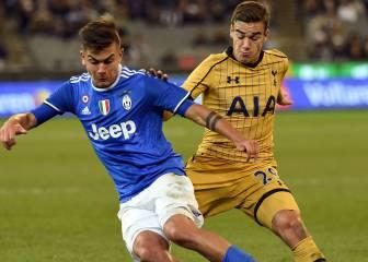 Dybala y Benatia dan el triunfo a la Juve ante el Tottenham
