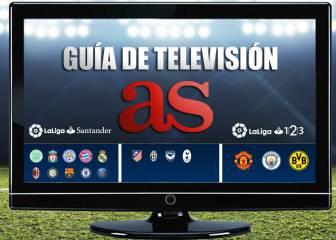 Cómo y dónde ver los partidos del verano por televisión