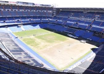 El nuevo césped del Santiago Bernabéu procede de ¡Arévalo!