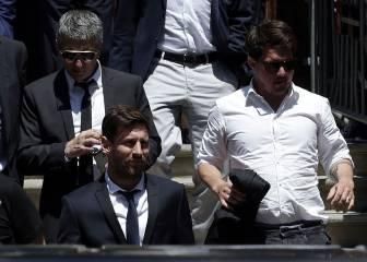 Vecinos de Barcelona, en contra de un restaurante de los Messi