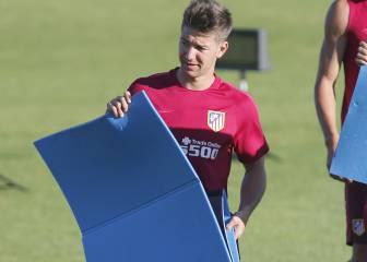 Vietto se ha despedido ya del Atleti: el Sevilla le espera