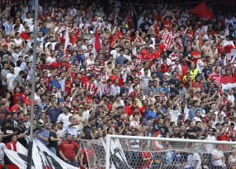 El Sevilla roza los 35.000 socios al cierre de las renovaciones