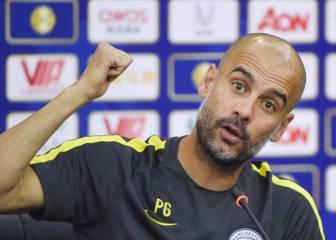 Guardiola se queja en China: