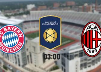 Bayern Munich vs AC Milan en vivo y en directo online