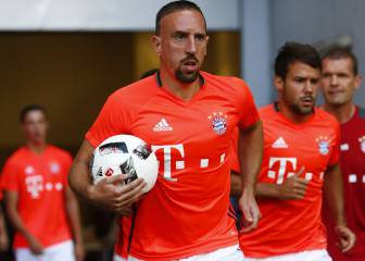 Ribéry vuelve a la carga contra Pep: