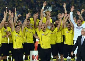 27 de julio: Guardiola pierde la Supercopa de Alemania en su debut con el Bayern (2013)