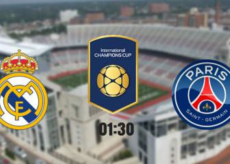 Real Madrid vs PSG en vivo y en directo online