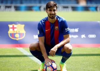 """André Gomes: """"Preferí el Barça al Madrid por filosofía de club"""""""