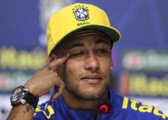 Las verdades y mentiras de la rueda de prensa de Neymar