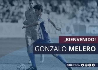 El Huesca refuerza su medular con la llegada de Melero
