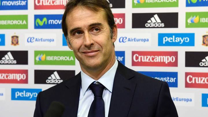 Lopetegui asistirá a las Supercopas de Europa y España
