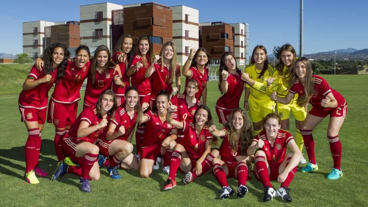 Las Sub-19 buscan su tercera final del Europeo consecutiva