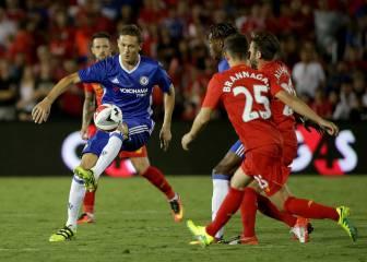 Un gol de Cahill da al Chelsea la victoria ante el Liverpool
