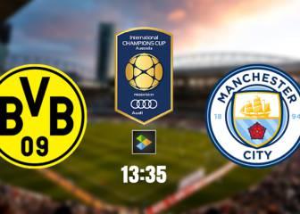 Borussia Dortmund vs Manchester City en vivo y en directo online