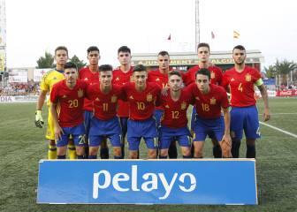 España gana 3-1 a Mauritania y ya se acerca a semifinales