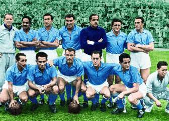 El Madrid gana la 'Pequeña Copa del Mundo' contra Di Stéfano (1952)