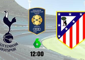 Tottenham vs Atlético en vivo y en directo online