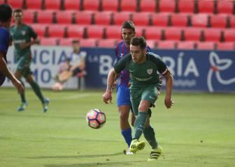 Ibai Gómez está a punto de fichar por el Alavés