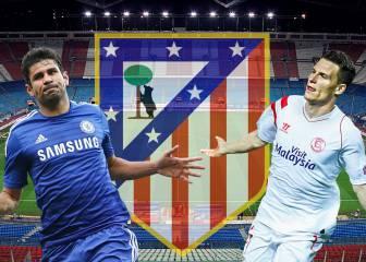 ¿Diego Costa o Gameiro?: las 5 diferencias entre ambos...