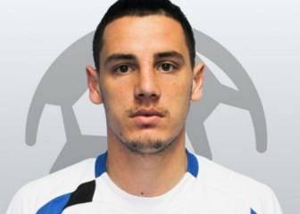 Paul Antón llega cedido al Getafe por una temporada