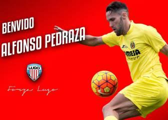Lugo: Alfonso Pedraza llega cedido del Villarreal