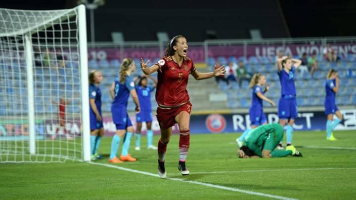 La Selección femenina Sub-19, a la final con una remontada épica