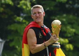 Schweinsteiger anuncia su retirada con Alemania