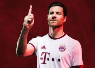 El Bayern presenta su nueva camiseta para la Champions