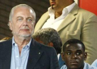 Carta de De Laurentiis a los Higuaín: '¿No tenéis vergüenza?'
