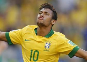 Neymar será el capitán de la selección olímpica brasileña