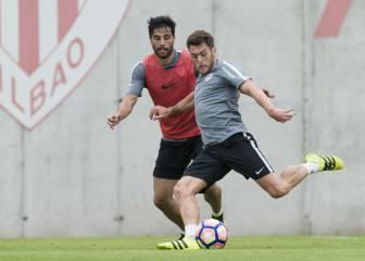 Acuerdo Ibai Gómez-Alavés a la espera del Athletic