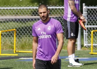 Benzema preocupa a Zidane: tampoco estará ante el Chelsea