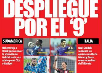 Prensa de Barcelona: el Barça, de viaje a por el nueve