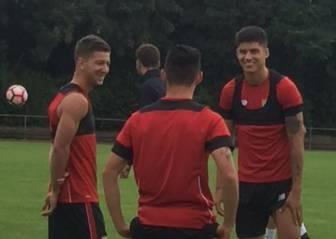 Vietto pasa el examen médico y ya trabaja con el Sevilla