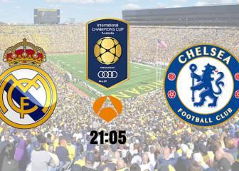 Real Madrid vs Chelsea en vivo y en directo online
