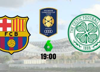 Barcelona vs Celtic en vivo y en directo online