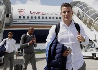 Atlético y Sevilla acuerdan el traspaso de Kevin Gameiro