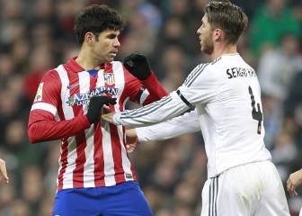 Diego Costa se reencuentra en Michigan con el Real Madrid