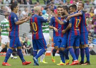 El Barça empieza con buen pie