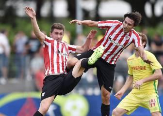 El Athletic encadena su cuarto empate de la pretemporada