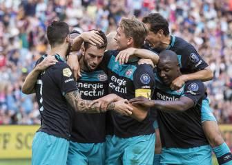 Un gol de Davy Proepper da la Supercopa al PSV Eindhoven