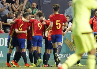 España vence a Venezuela y ya espera rival en semifinales