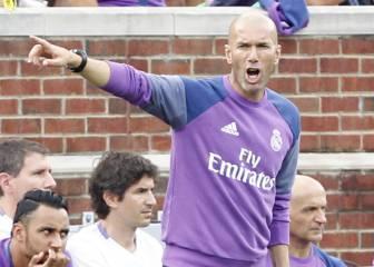 Los 5 frentes abiertos de Zidane a nueve días de la Supercopa