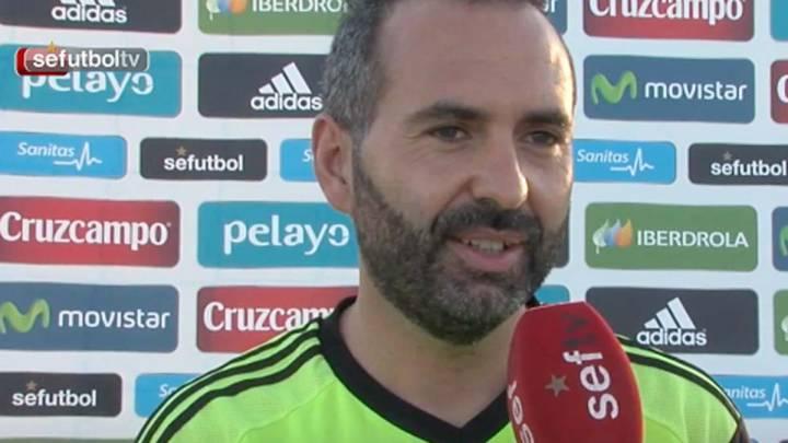"""""""Esta selección se merece el oro. Ojalá el fútbol sea justo"""""""