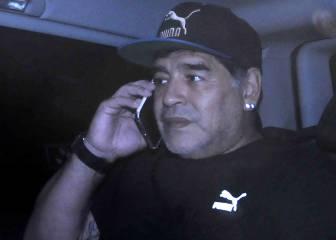 Maradona a Nápoles: