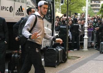 Bale y Kroos vuelven el 6-A y Cristiano y Pepe, el día 10