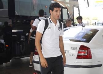 El Valencia se planta y traza la línea en el 'caso Dani Parejo'