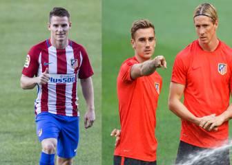El Atlético de Madrid europeiza su delantera con Gameiro
