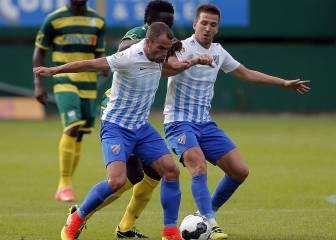 El Málaga jugará en Marbella contra el Al Alhli el miércoles